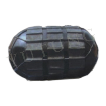 Pneumatic Fender with Rubber Net